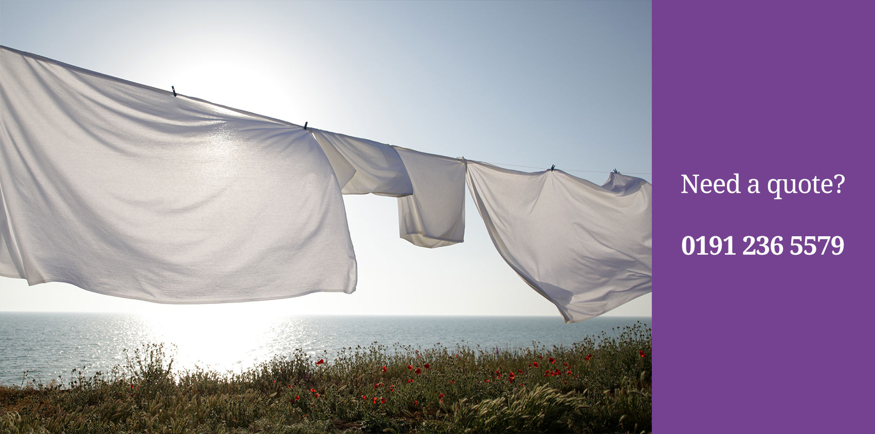 Laundry Services Header 2